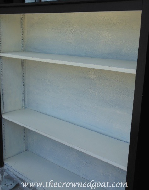 060214-51 From Bookcase Display to China Hutch: Part 1 Painted Furniture