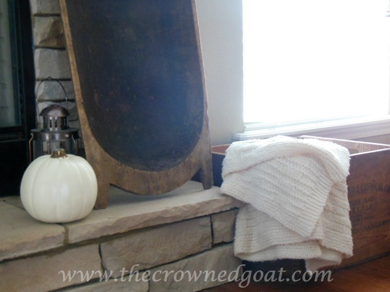 091914-6 Fall Blog Series: Mantle Decorating Fall Holidays