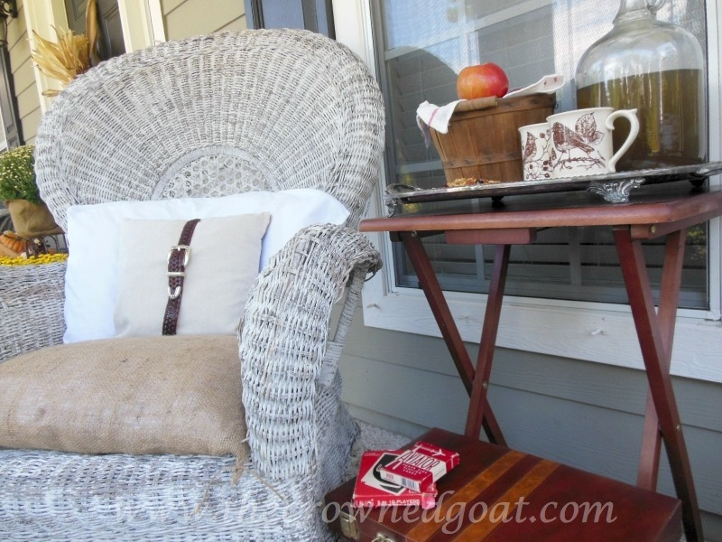092614-4 Fall Blog Series: Front Porch Decorating Fall Holidays