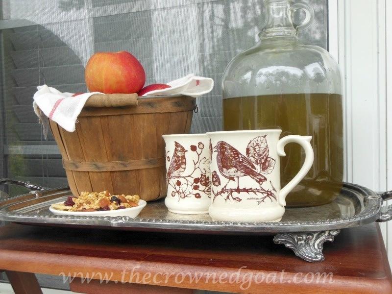 092614-8 Fall Blog Series: Front Porch Decorating Fall Holidays
