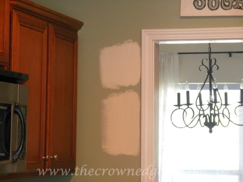 100814-8 The Kitchen Diaries Part 1 – Choosing a Paint Color  Decorating