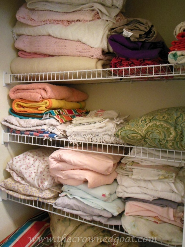 102214-3 Linen Closet Organization Organization