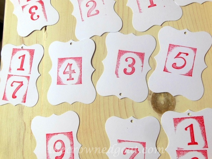 112414-4 Creating a Meaningful Advent Calendar and a Giveaway Crafts Holidays