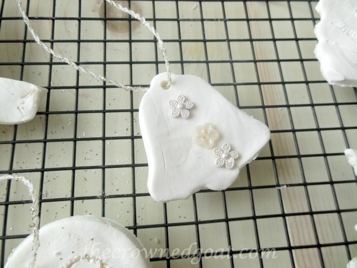 120414-11 Holiday Blog Series: Make at Home White Ornaments Crafts Holidays
