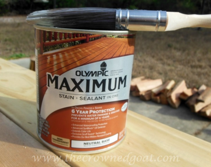 010615-12 Building a Farmhouse Style Table Painted Furniture