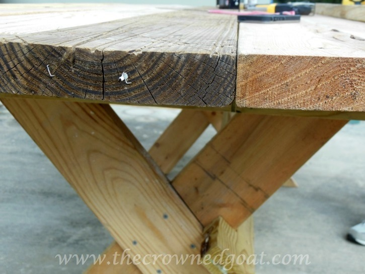 010615-6 Building a Farmhouse Style Table Painted Furniture