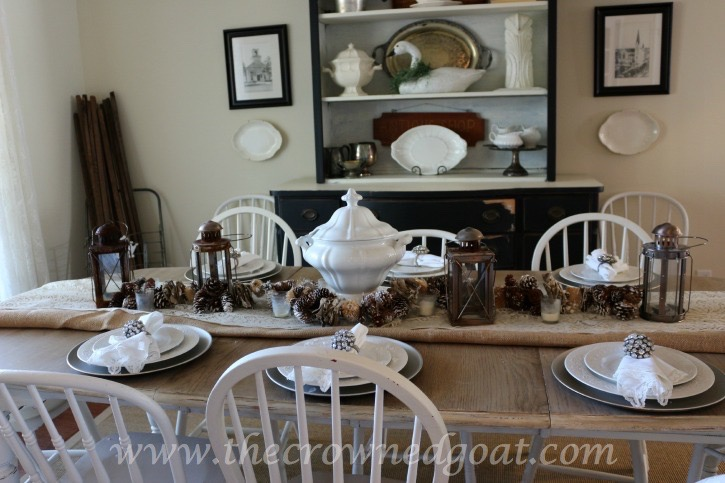 011315-12-Winter-Inspired-Tablescape How to Transition Christmas Décor into Winter Décor Decorating