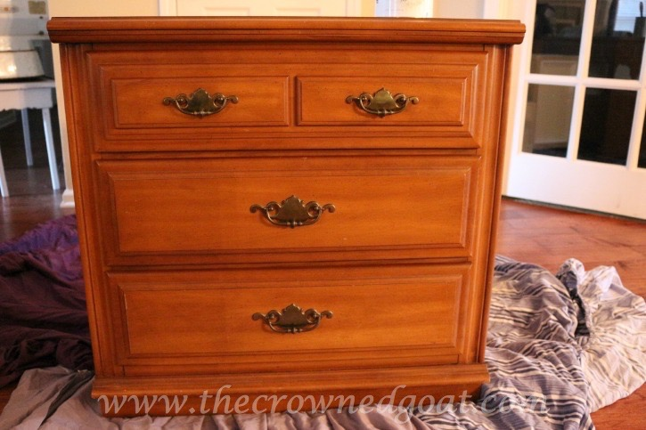 020315-1 A Few Finds and a Duck Egg Nightstand Makeover  Painted Furniture