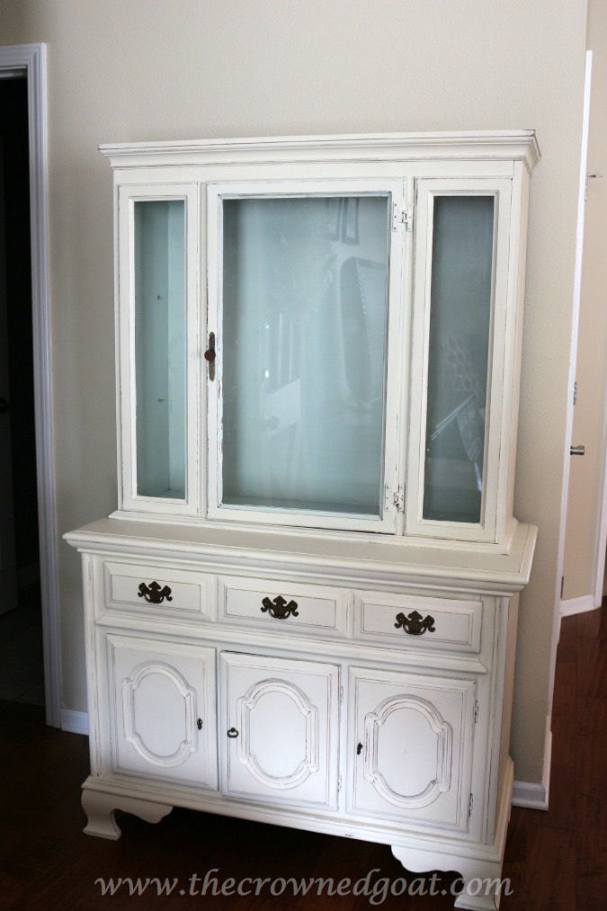 020415-14-ASCP-Old-White-Country-Grey-and-Duck-Egg Sea Glass Inspired Dresser Makeover Painted Furniture