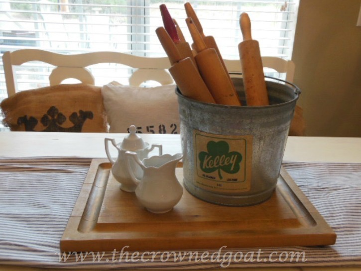 03072014-8 St. Patrick's Day Inspired Tablescape  Decorating Holidays