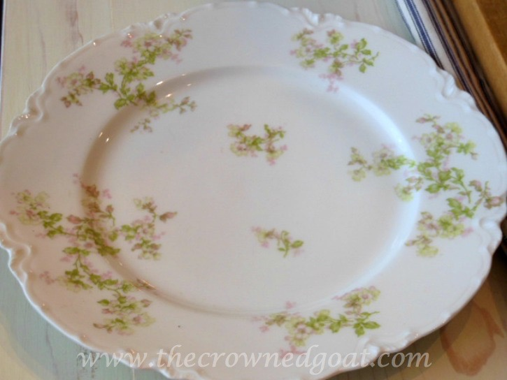 03072014-9 St. Patrick's Day Inspired Tablescape  Decorating Holidays