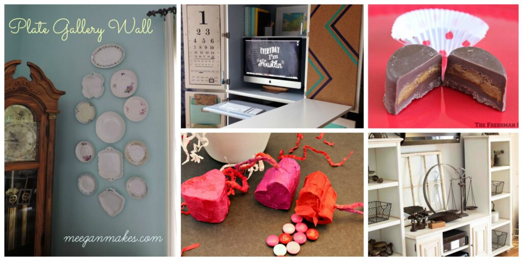 Collage #2 Link Party #2