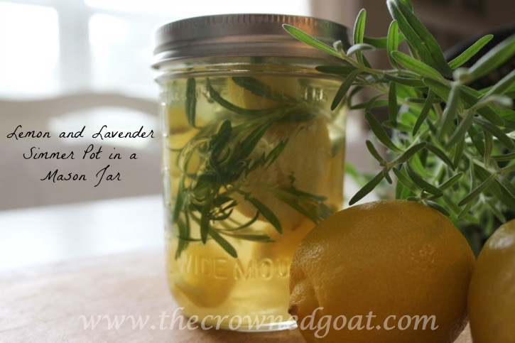 Lemon-and-Lavender-Simmer-Pot-in-a-Mason-Jar Lemon and Lavender Mason Jar Simmer Pot DIY