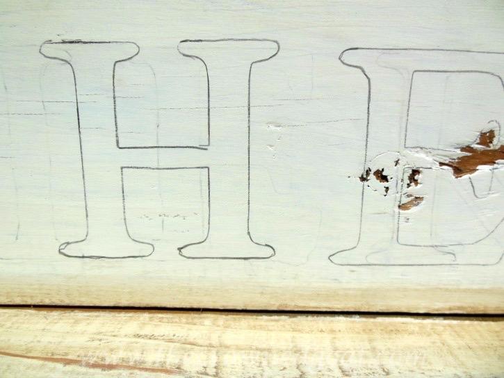 041015-13 Herboriste Potting Station Painted Furniture