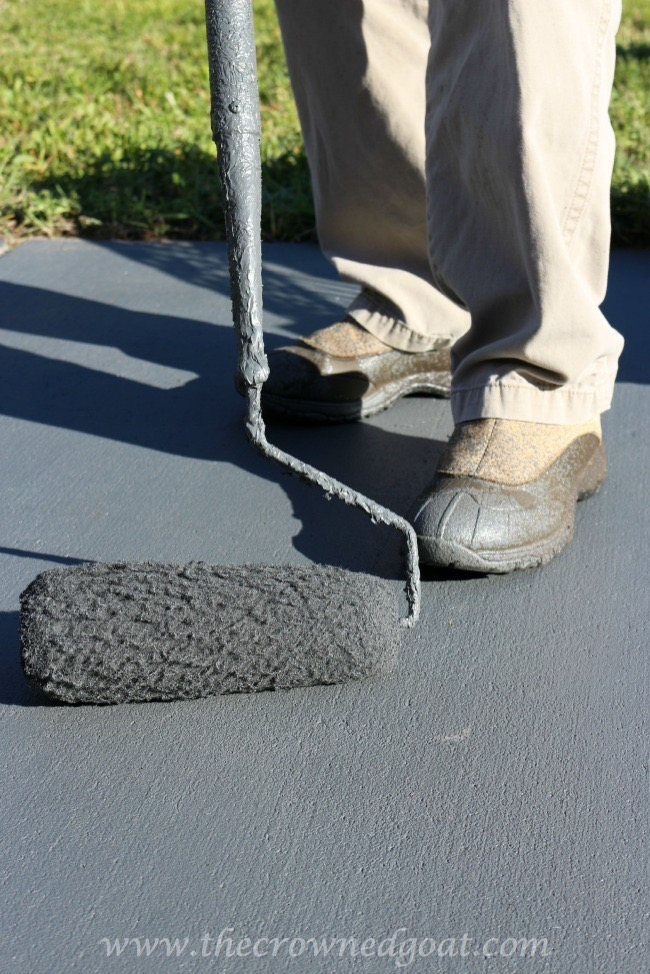 ... Textured Patio Paint Tips For Painting A Textured Concrete Patio ...