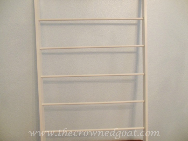 051315-7 Indoor Drying Rack for the Laundry Room DIY