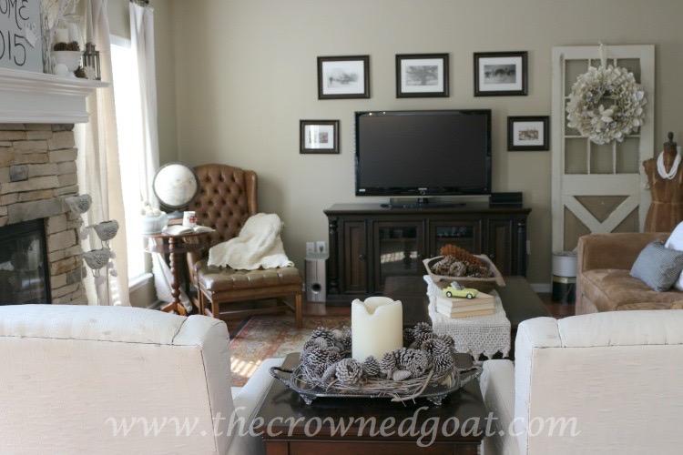 061715-1 Easy Living Room Updates Decorating