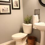 Adding-Texture-to-a-Small-Bathroom-The-Crowned-Goat-062315-12-Copy-150x150 Decorating