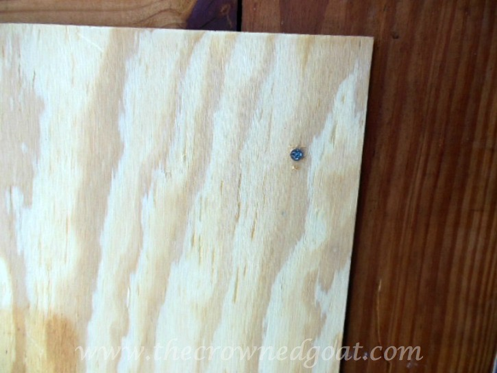 How-to-Make-a-Headboard-from-an-Old-Mantel-The-Crowned-Goat-062515-10 How to Make a Headboard From an Old Mantel DIY