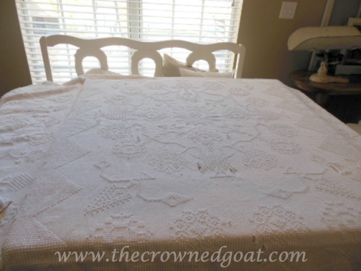 How-to-Make-a-Headboard-from-an-Old-Mantel-The-Crowned-Goat-062515-5 How to Make a Headboard From an Old Mantel DIY