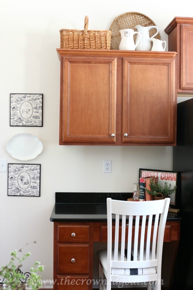 Simple-Kitchen-Decorating-Ideas-The-Crowned-Goat-061615-3 Simple Kitchen Updates   Decorating