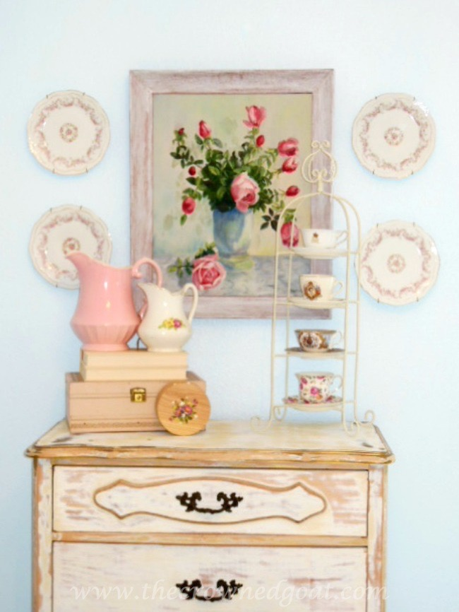 Shabby chic inspired bedroom for Shabby chic instagram