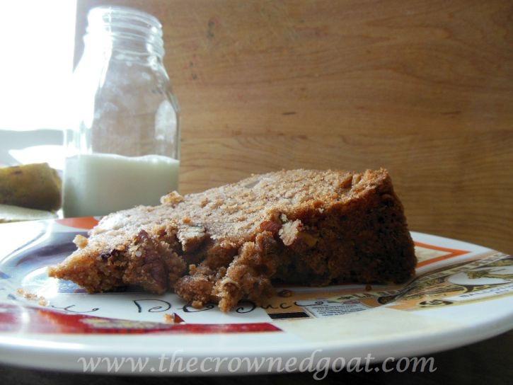 090415-10 Pear Streusel Coffee Cake Baking