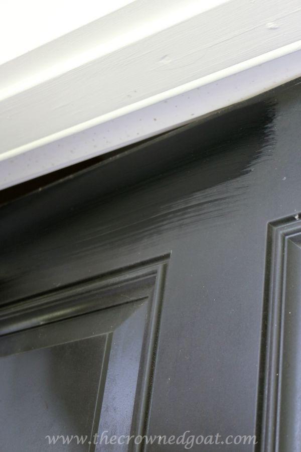 092315-12 Front Door Paint with Modern Masters DIY