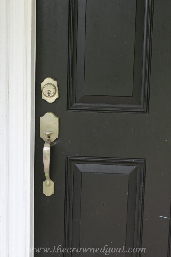 092315-5 Front Door Paint with Modern Masters DIY