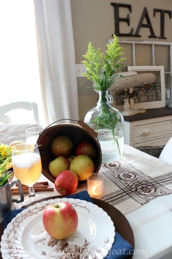 Autumn-Apple-Inspired-Tablescape-091715-13 Autumn Apple Inspired Tablescape Decorating Holidays