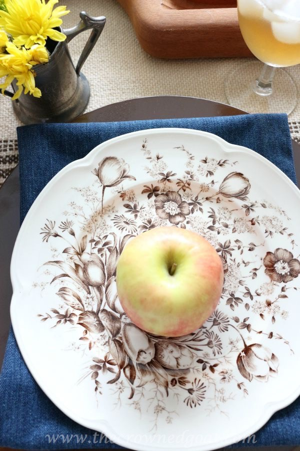 Autumn-Apple-Inspired-Tablescape-091715-2 Autumn Apple Inspired Tablescape Decorating Holidays