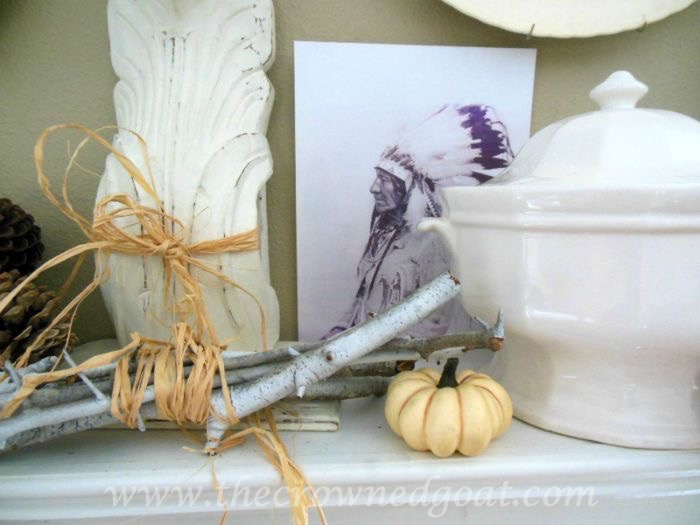 Native-American-Inspired-Fall-Mantle-090315-4 10 Ways to Ease Into Fall Fall