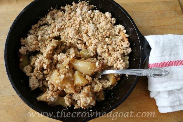 Salted-Caramel-Apple-Skillet-091815-15 Salted Caramel Apple Skillet Baking