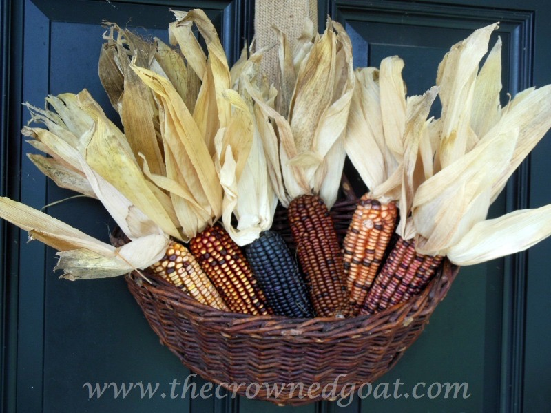 101415-3 Fall Inspired Front Door Décor Decorating Fall Holidays