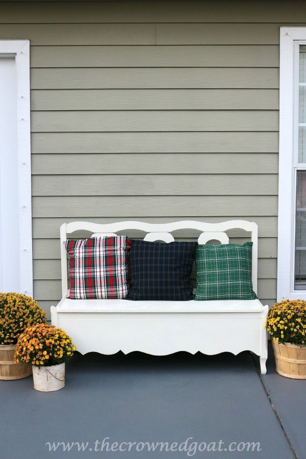 102215-81 Outdoor Entertaining: Fall Inspired Back Patio Decorating Fall Holidays