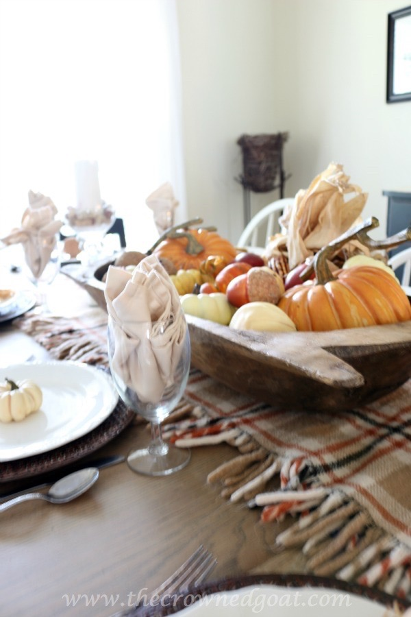 110515-5 Thanksgiving Inspired Tablescape Decorating Holidays