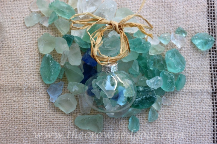 112015-5 Easy Coastal Inspired Ornaments  Holidays
