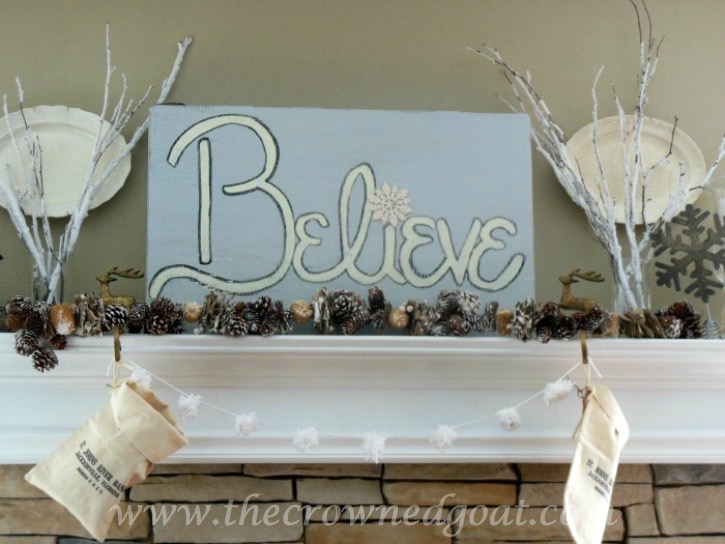 112415-11 Neutral Inspired Christmas Ideas Christmas Decorating Holidays