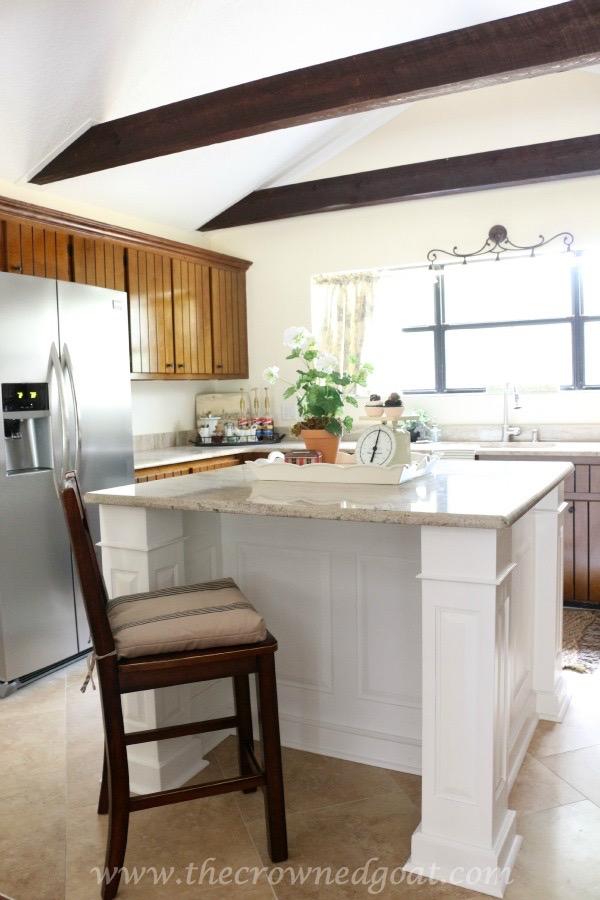 112515-1 Loblolly Manor Kitchen Update Decorating DIY