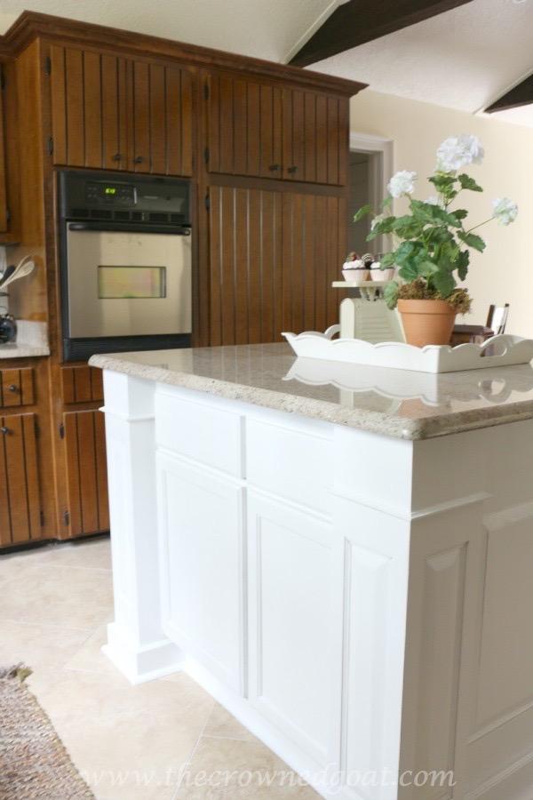 112515-11 Loblolly Manor Kitchen Update Decorating DIY