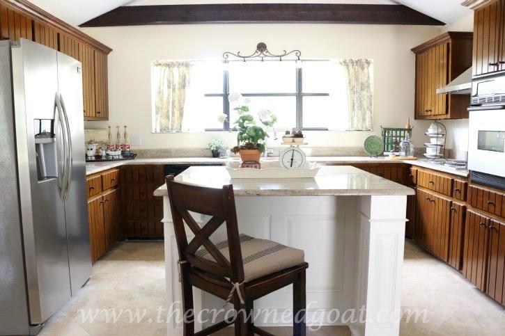 112515-13 Loblolly Manor Kitchen Update Decorating DIY