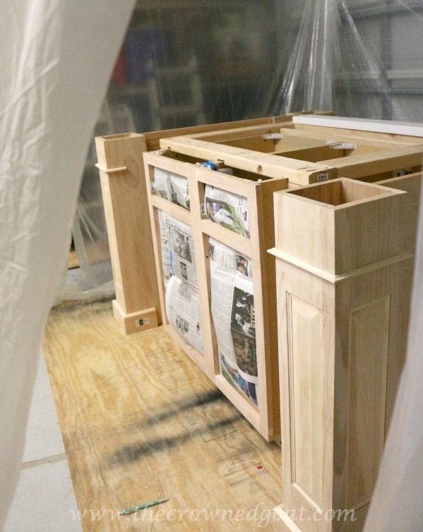 112515-2 Loblolly Manor Kitchen Update Decorating DIY