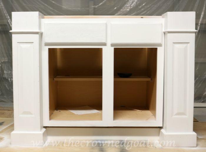 112515-3 Loblolly Manor Kitchen Update Decorating DIY