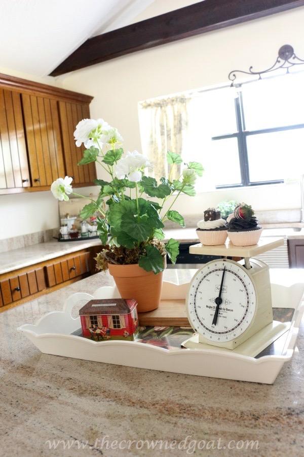 112515-6 Loblolly Manor Kitchen Update Decorating DIY