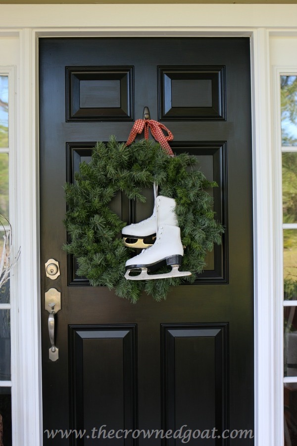 120115-1 2015 Merry Christmas Tour of Homes Blog Hop Decorating Holidays