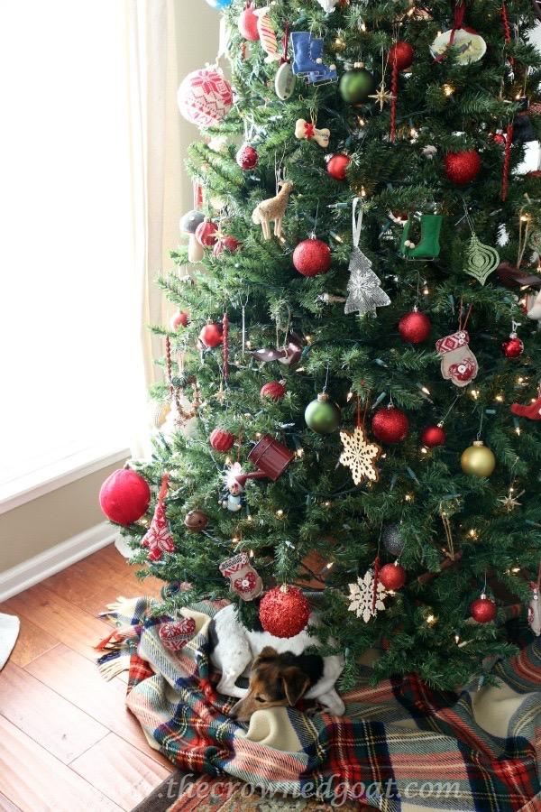 120115-11 2015 Merry Christmas Tour of Homes Blog Hop Decorating Holidays