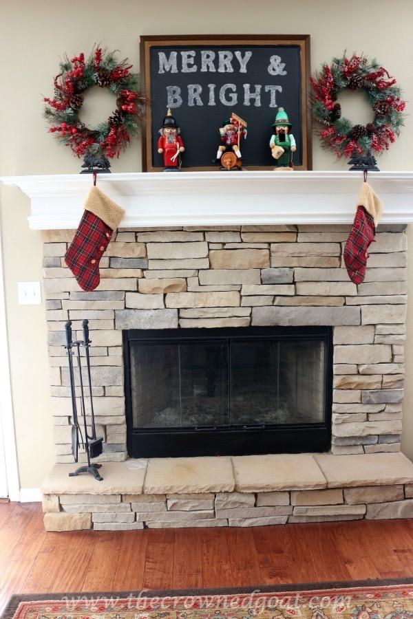 120115-12 2015 Merry Christmas Tour of Homes Blog Hop Decorating Holidays