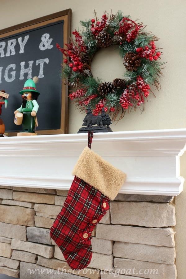 120115-13 2015 Merry Christmas Tour of Homes Blog Hop Decorating Holidays