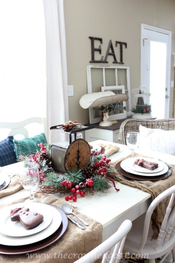 120115-14 2015 Merry Christmas Tour of Homes Blog Hop Decorating Holidays