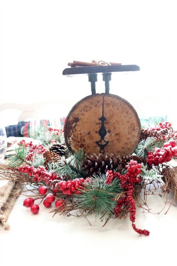 120115-16 2015 Merry Christmas Tour of Homes Blog Hop Decorating Holidays